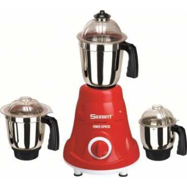 Sunmeet SM-MG16-83 3 Jars 750W Mixer Grinder - Red