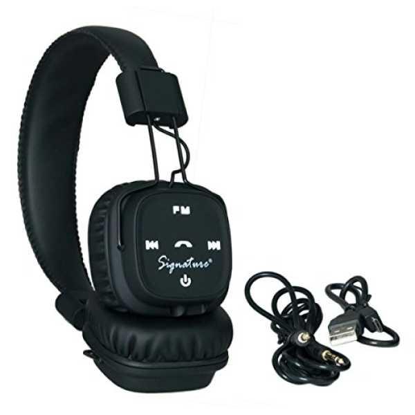 Signature VMB-23 Stereo Bass Bluetooth Headset
