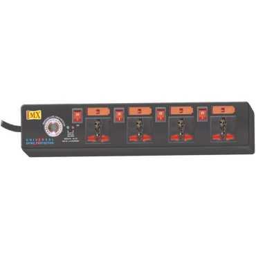 MX MX2949 4 Strip Spike Surge Protector