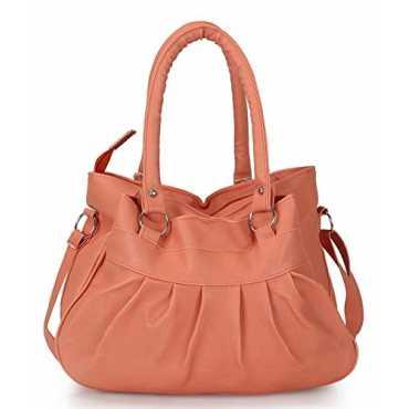 Women's Handbag (Peach,Tbag67)