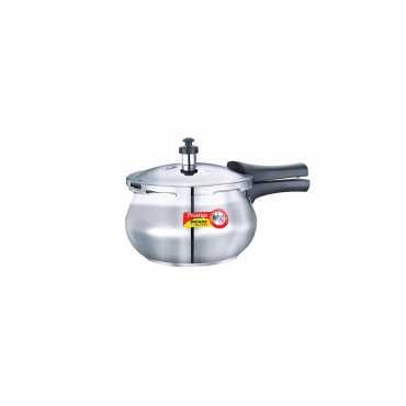 cb42e8192 Prestige Deluxe Alpha Stainless Steel Handi 2 L Pressure Cooker (Induction  Bottom
