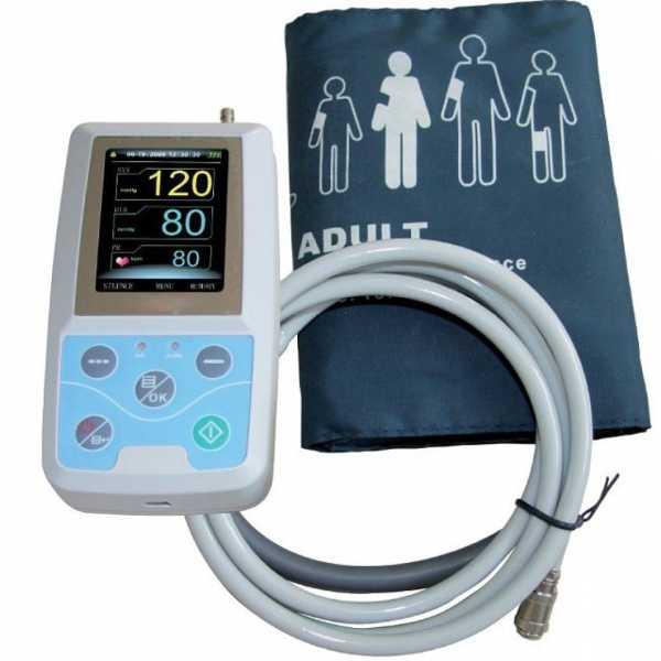 Niscomed ABPM50 Pulse Oximeter - White