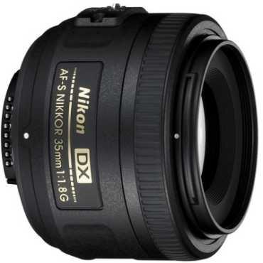 Nikon AF-S DX NIKKOR 35mm f/1.8G Lens - Black