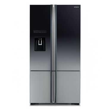 Hitachi R-WB730PND6X-XGR 647L Side By Side Door Refrigerator