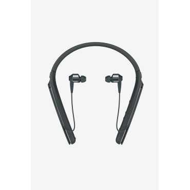 Sony WI-1000X Wireless In Ear Headphones with Mic - Black