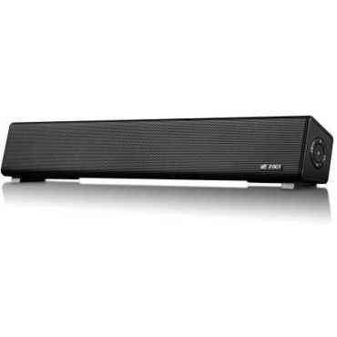 F&D E200 Plus Portable Bluetooth Speaker - Black