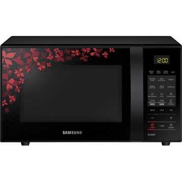 Samsung CE75JD-SB 21L Convection Microwave Oven - Black