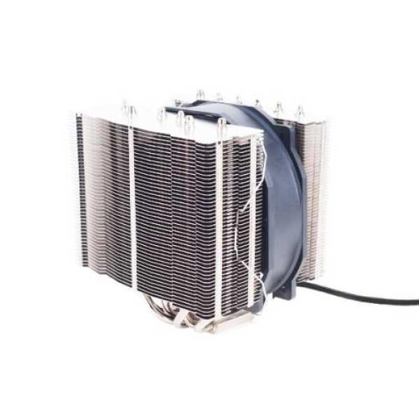Silverstone Tek Heligon (HE01) Processor Fan - Silver