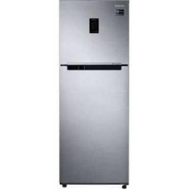 Samsung RT37M5518S8 345 L 3 Star Frost Free Double Door Refrigerator