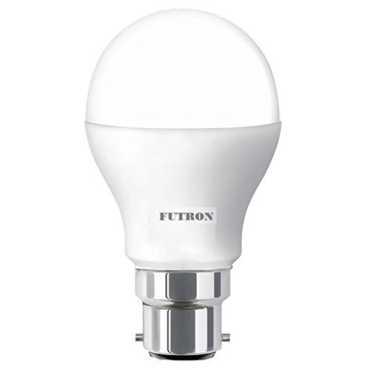 Futron 7W B22 LED Bulb (White, Pack Of 8) - White