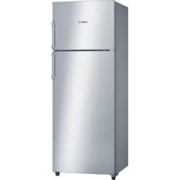 Bosch KDN43VL40I 350L 4 Star Inverter Double Door Refrigerator - Silver
