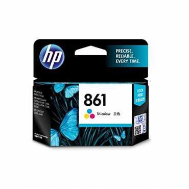 HP CB337ZZ Tri-colour Inkjet Print Cartridge - Black