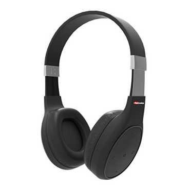 Portronics POR-762 Muffs Plus Bluetooth Headset - Black
