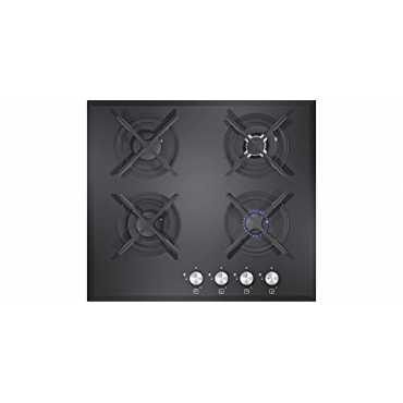 Carysil Tekno Built in Glass Hob (4 Burner) - Black