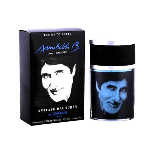 Lomani Amitabh Bachchan Pour Homme EDT - 100 ml