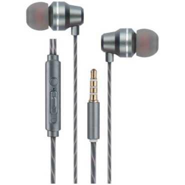 Zebronics ZEB-MOKSHA In the Ear Headset - Black | Grey