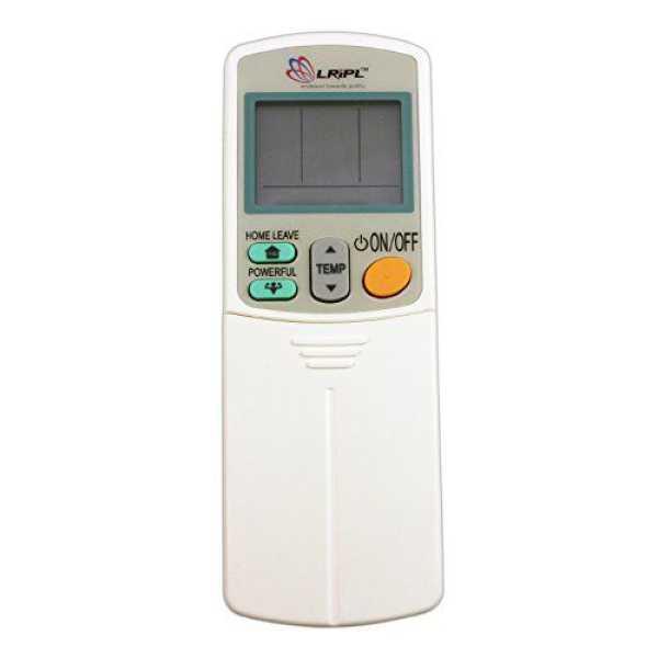 LRIPL AC Remote Controller (For Daikin)