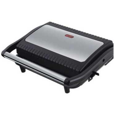 Sheffield Classic SH-6014 900W 2 Slice Sandwich Maker - Black