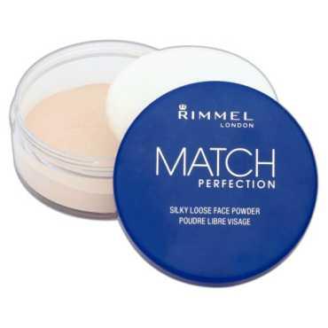 Rimmel London Match Perfection Loose Powder (Transparent)