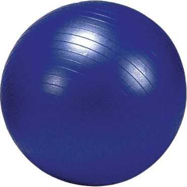 Nivia Anti Burst Gym Ball - Blue