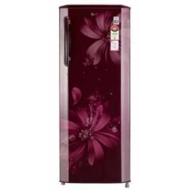 LG GL-B281BSAN 270 L 5 Star Direct Cool Single Door Refrigerator