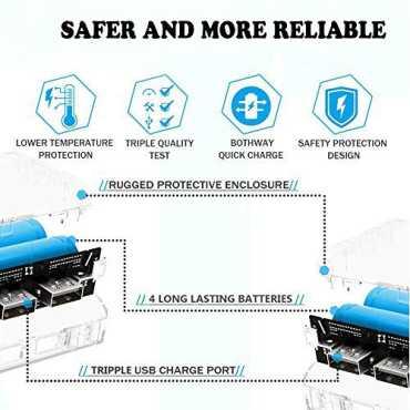Lapguard LG524 10400mAh Power Bank