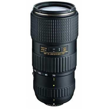 Tokina AT-X70-200mm F4 PRO FX VCM-S Lens (For Nikon) - Black