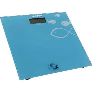 Samso SHB-115AA Weighing Scale - Pink   Purple   Blue