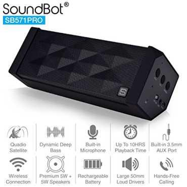 SoundBot SB571 Pro Bluetooth Speaker