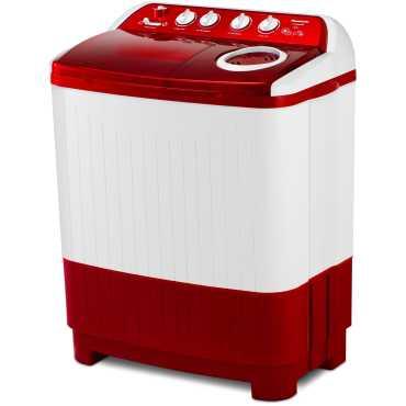 Panasonic 8.5kg Semi Automatic Top Load Washing Machine (NA-W85G4RRB) - Red