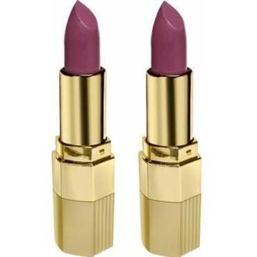 Blue Heaven Xpression Lipstick (Pale Pink-74) Combo ( Set of 2 pc ) 4 gm - Blue