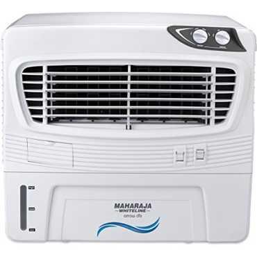 Maharaja Whiteline Arrow Dlx CO-124 50 Litres Air Cooler - White