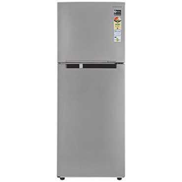 Samsung RT34M3053S8 321 L 3 Star Inverter Frost Free Double Door Refrigerator (Elegant Inox)