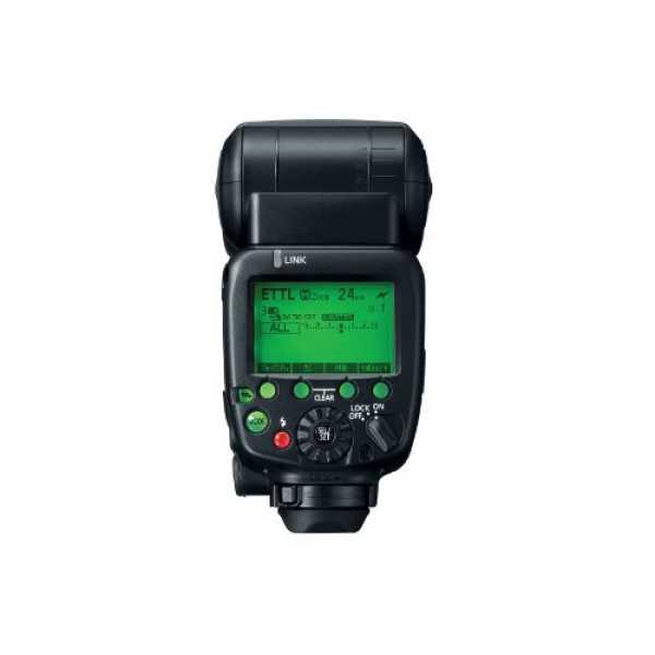Canon 600 EX-RT Flash - Black