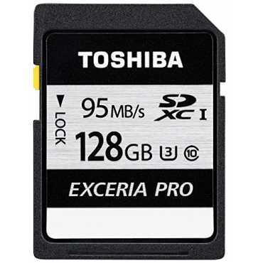Toshiba Exceria Pro 128GB 95Mb/s UHS-1 U3 Memory Card