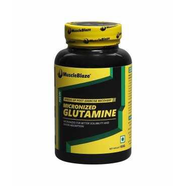 MuscleBlaze Micronized Glutamine (100gm)
