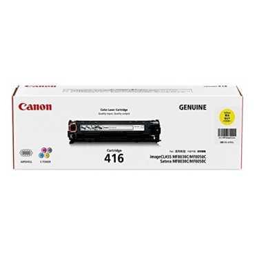 Canon 416Y Toner Cartridge