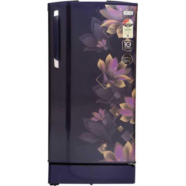 Godrej RD 1903 PM 3.2 NBL WIN 190L 3 Star Single Door Refrigerator