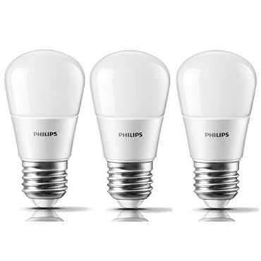Philips 2 7 W E27 6500K Cool Day Light LED Bulb Pack Of 3