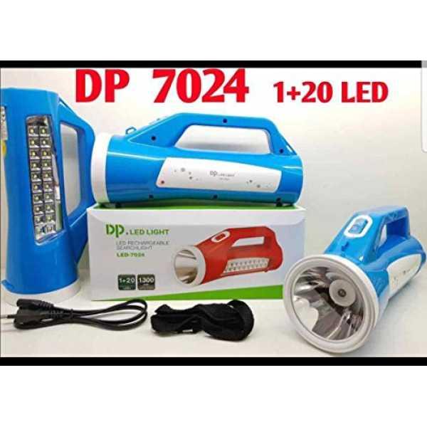 7024 LED Torch - Blue