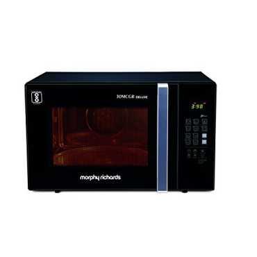 Morphy Richards 30MCGR Deluxe 30L Microwave Oven - Black