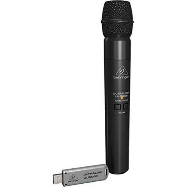 Behringer ULM100USB Wireless Microphone