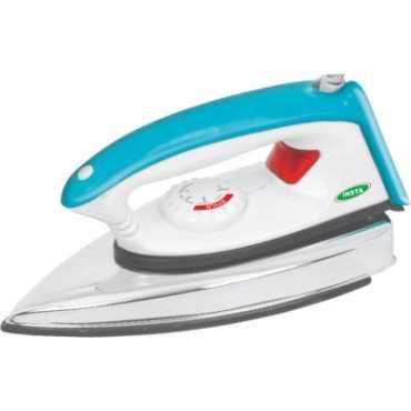 Insta Indigo 750W Dry Iron - Multicolour | White