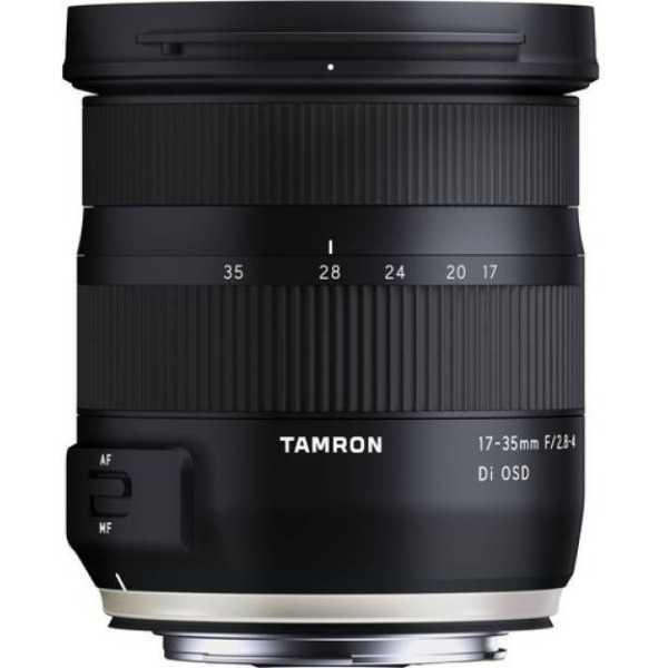 Tamron 17-35 F/2.8-4 Di OSD Lens (For Canon)