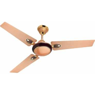 Zodin Cruiser 3 Blade (1200mm) Ceiling Fan - Silver | Gold