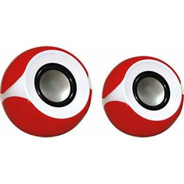 Impex NANO 2.0 Multimedia Speakers - Red