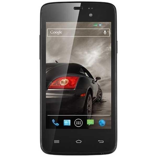 Xolo A500s Lite - Black