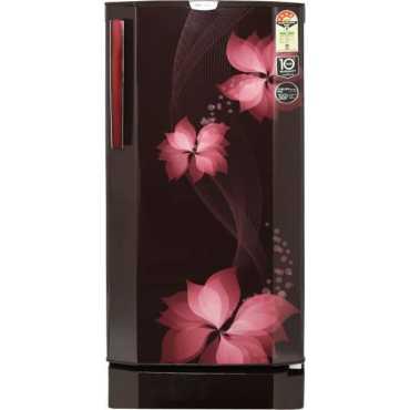 Godrej RD Edge Pro 190 CT 4.2 190 L 4 Star Direct Cool Single Door Refrigerator (Breeze)