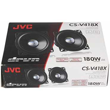 JVC CS-V418X Car Stereo Speaker - Black