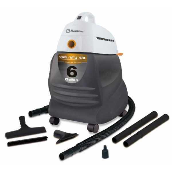 Koblenz WD-650KGUS Wet Dry Power Vacuum Cleaner